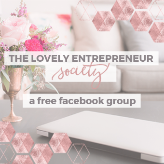 The Lovely Entrepreneur Society